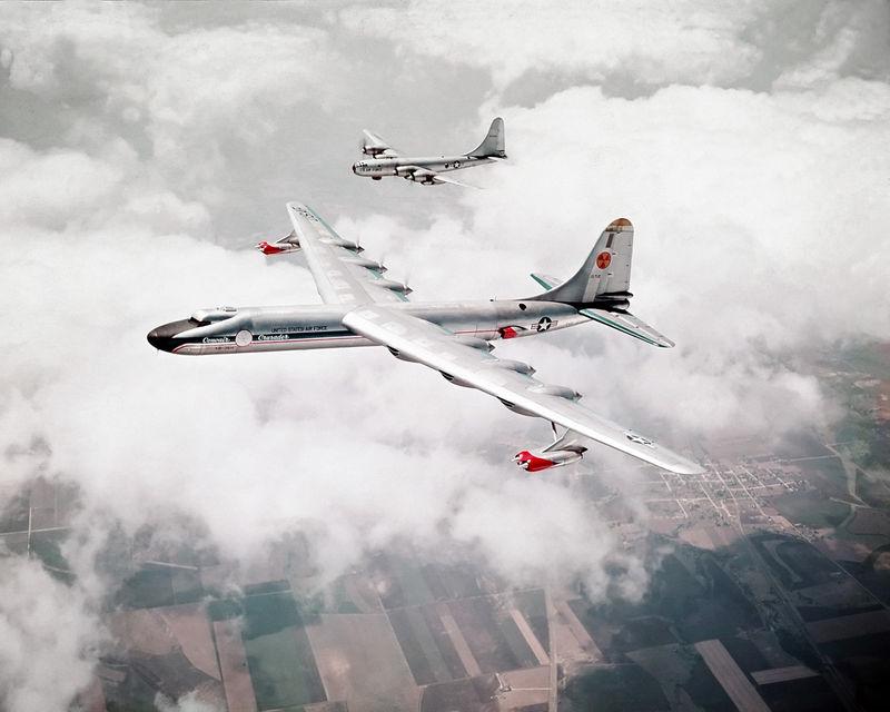 Convair NB-36