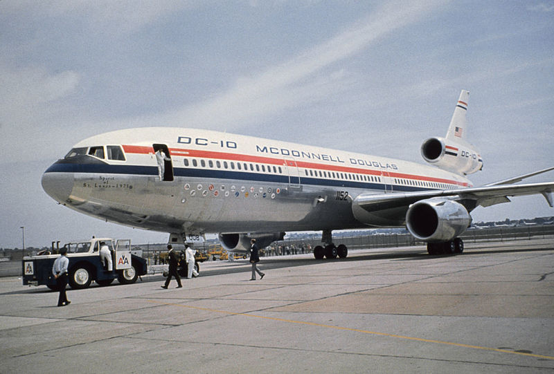 The Douglas DC-10