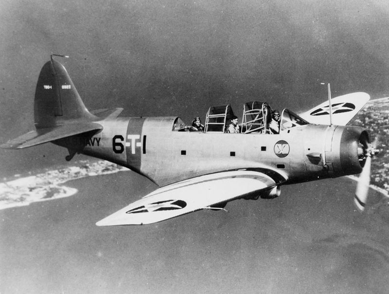 The Douglas TBD Devastator