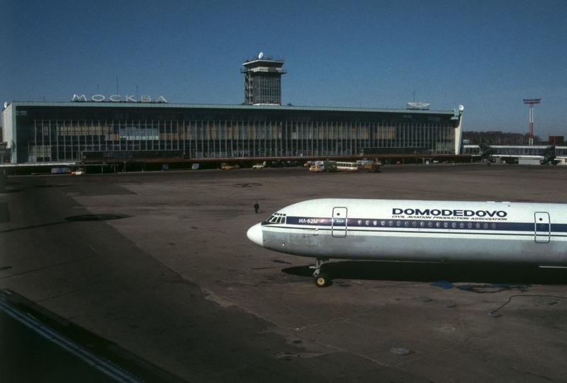 The Ilyushin Il-62