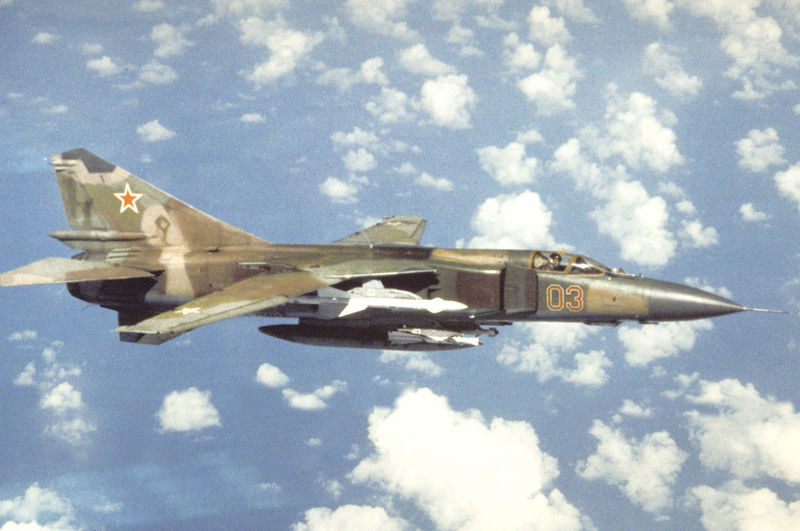 The MiG-23
