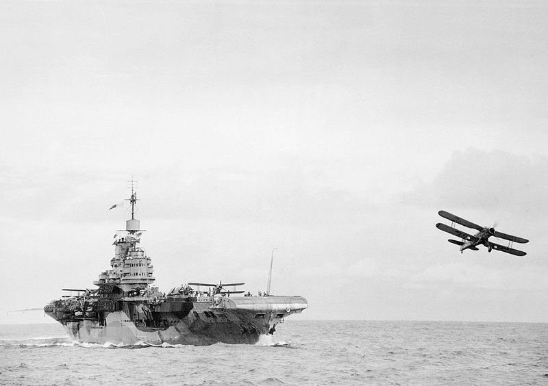 The Fairey Albacore