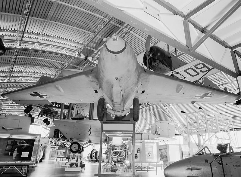 The Messerschmitt Me 163 Komet