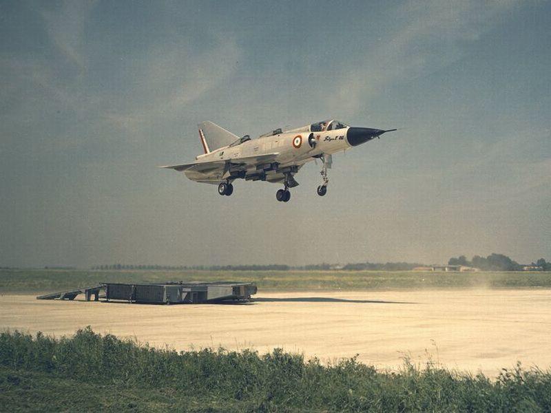 The Dassault Balzac V
