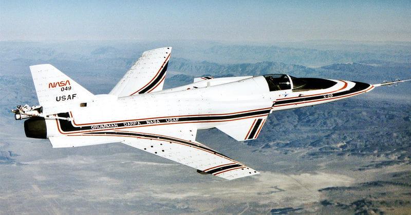 The Grumman X-29