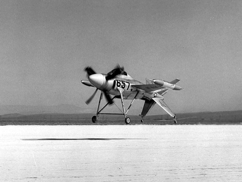 Lockheed XFV-1 Salmon