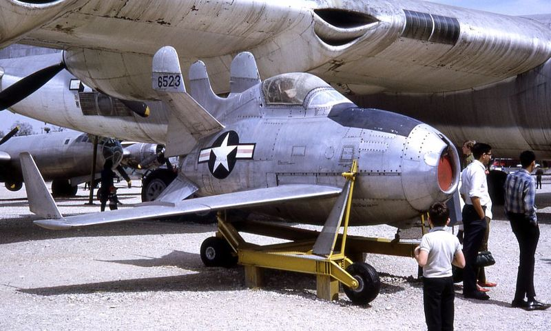 The McDonnell XF-85 Goblin