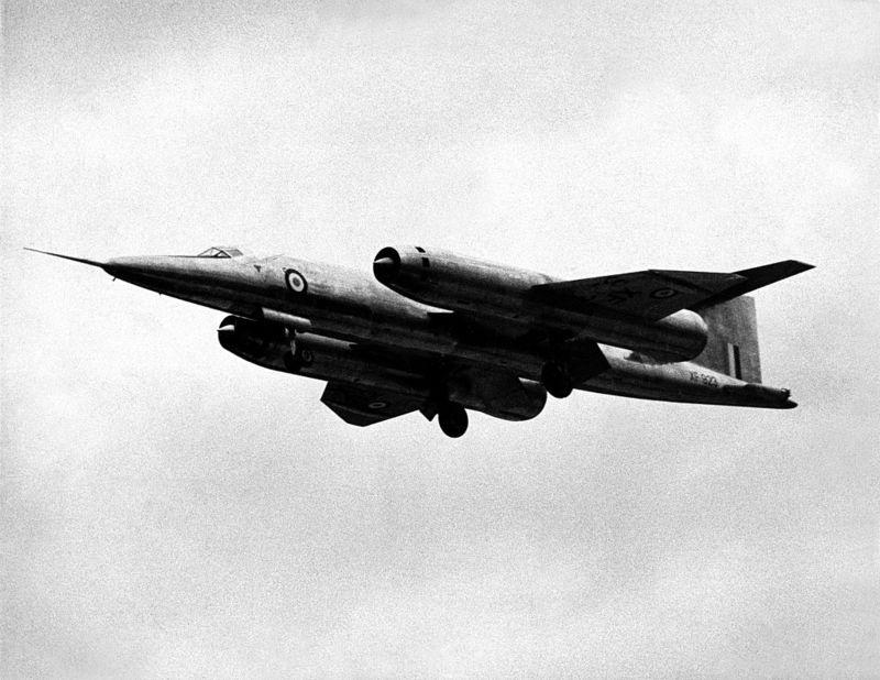 The Bristol 188