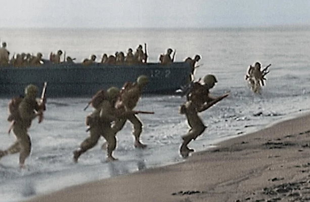Greatest Events Of WWII In HD Colour (2019)