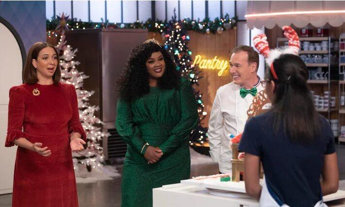 Nailed It! Holiday!: Season 2 (2019)
