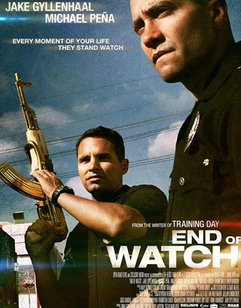 End Of Watch (2011)