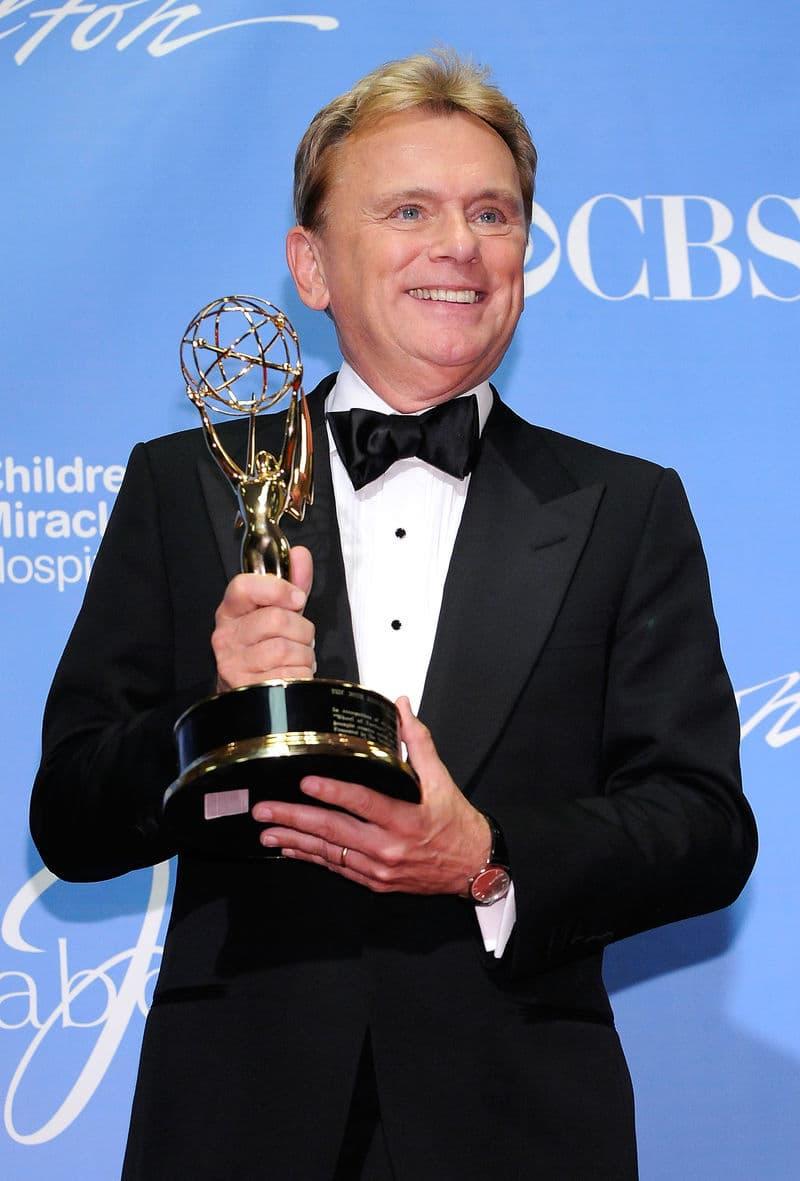Wheel Of Fortune Is An Emmy Winner