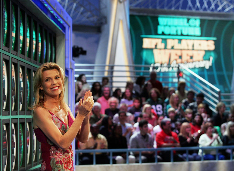 Vanna White Holds A World Record