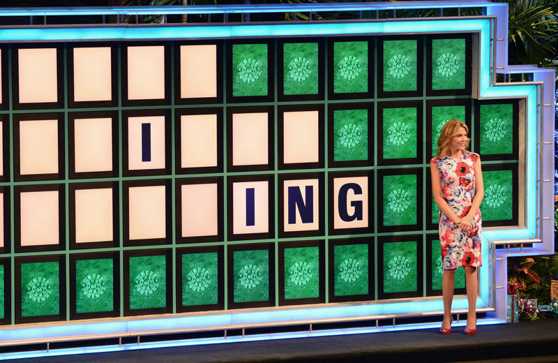 Vanna White Hasn't Physically Turned a Letter in over 20 Years