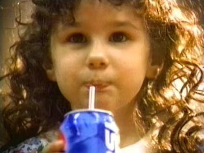 Hallie Eisenberg – Pepsi Girl