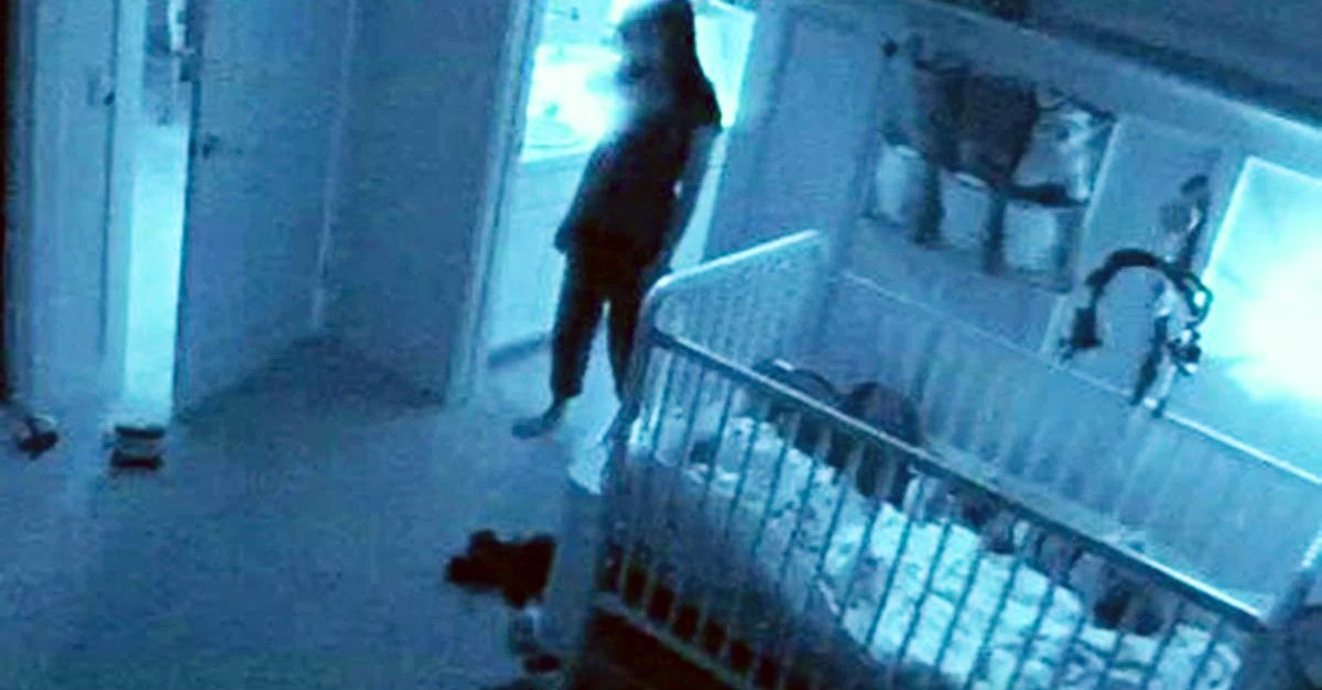 Baby Keeps Waking Up With Scratches, Then Mom Spots Ghostly Figure On Camera