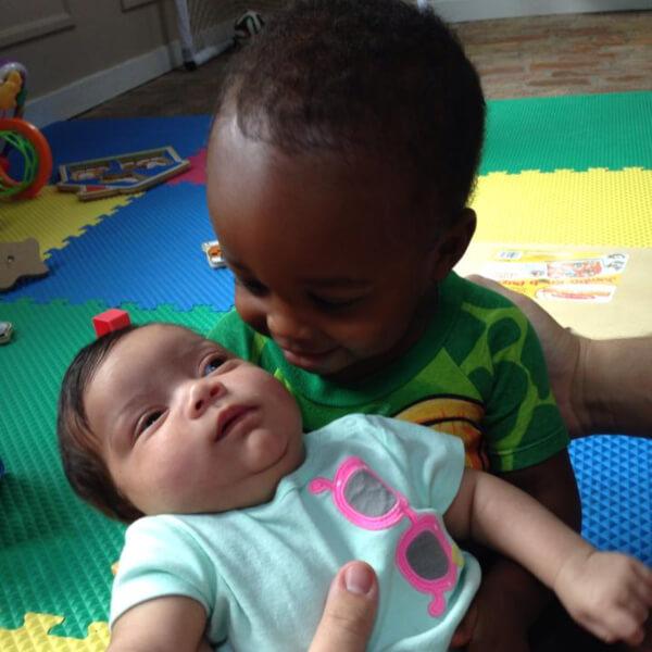 Adopting Children