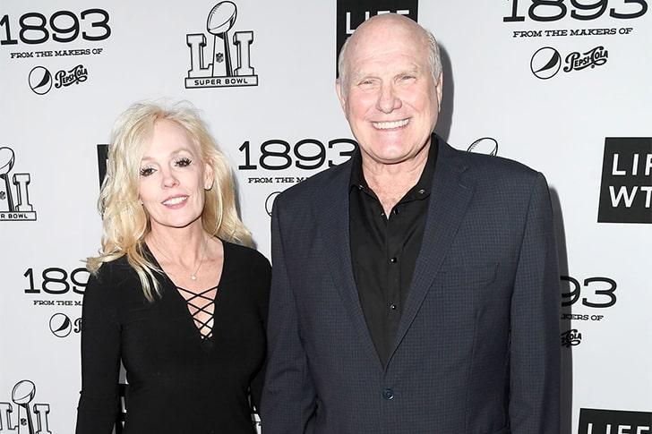 Terry Bradshaw And Tammy Bradshaw – 6 Years