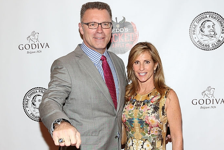 Howie Long And Diane Addonizio – 37 Years