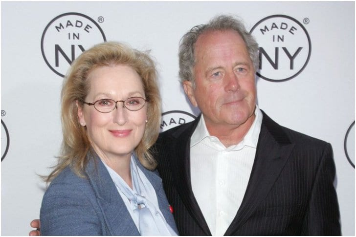 Meryl Streep And Don Gummer – 40 Years