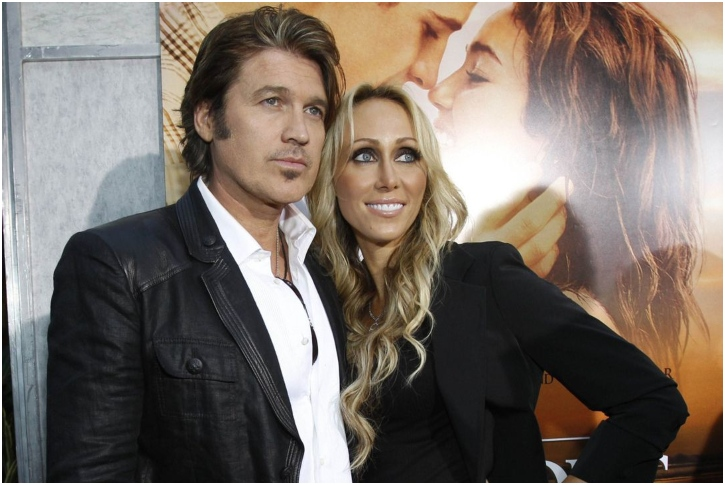 Billy Ray Cyrus And Leticia Jean Finley – 26 Years