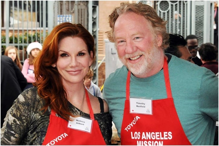Melissa Gilbert And Timothy Busfield – 7 Years