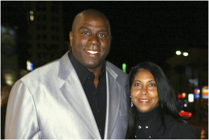 Magic And Cookie Johnson – 19 Years