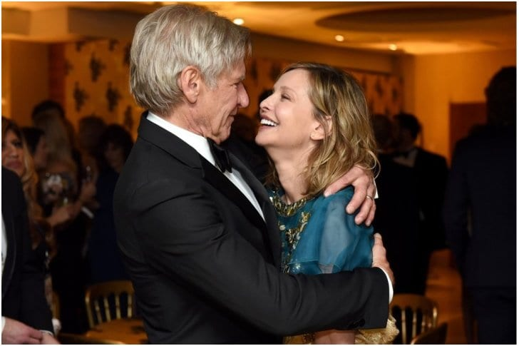 Harrison Ford And Calista Flockhart – 16 Years