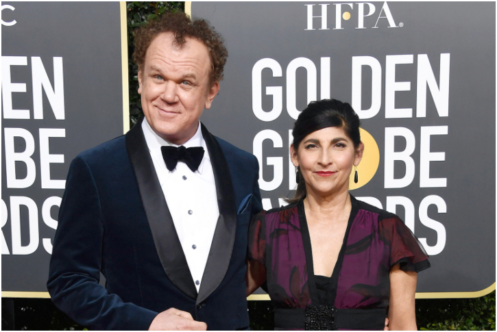 John C. Reilly And Alison Dickey – 27 Years