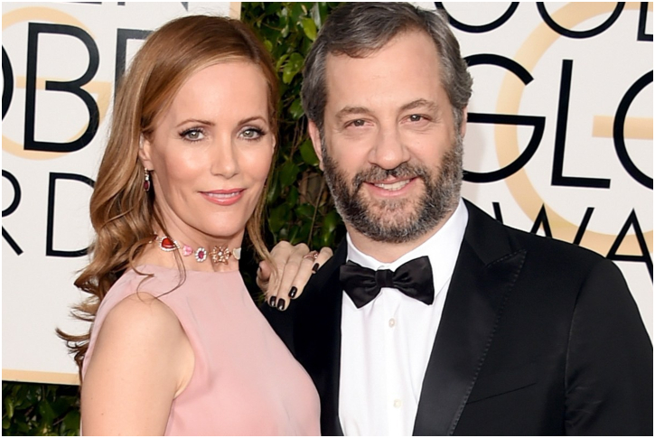 Leslie Mann And Judd Apatow — 22 Years