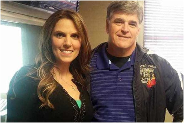 Sean Hannity And Jill Rhodes – 26 Years
