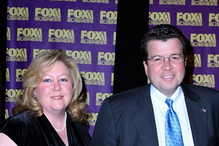 Neil Cavuto And Mary Fulling – 36 Years