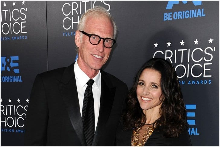 Julia Louis-Dreyfus And Brad Hall – About 36 Years