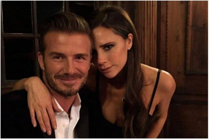 David Beckham And Victoria Beckham – 21 Years