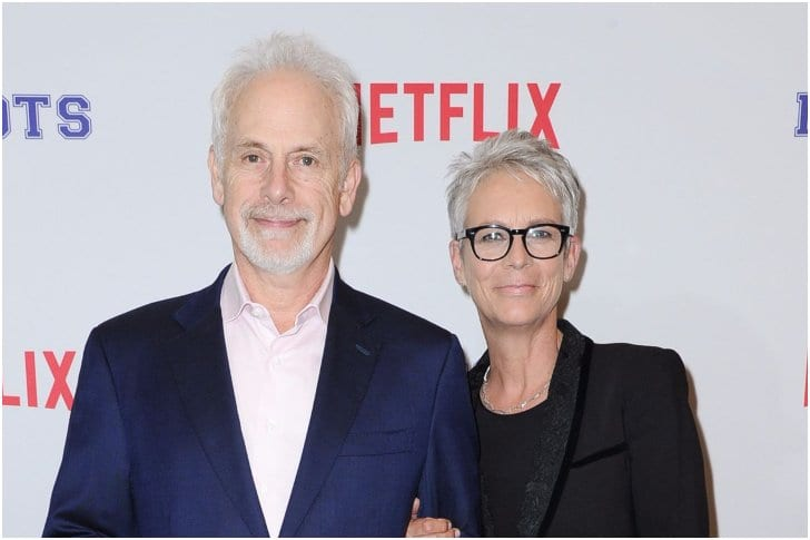 Jamie Lee Curtis And Christopher Guest – 33 Years