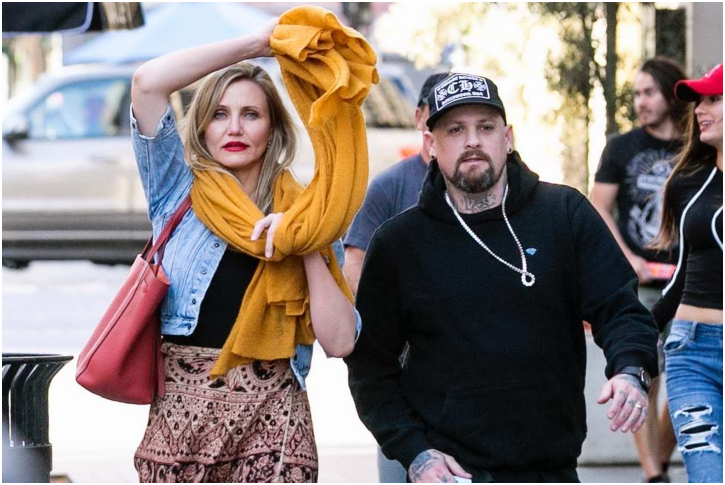 Cameron Diaz And Benji Madden – 3 Years