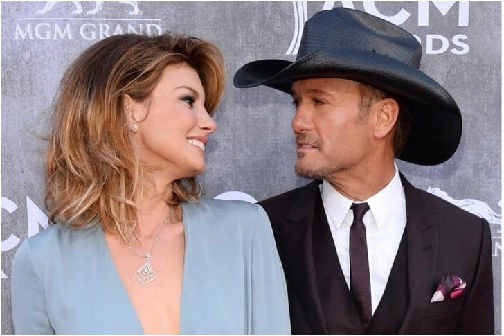 Tim Mcgraw And Faith Hill – 22 Years