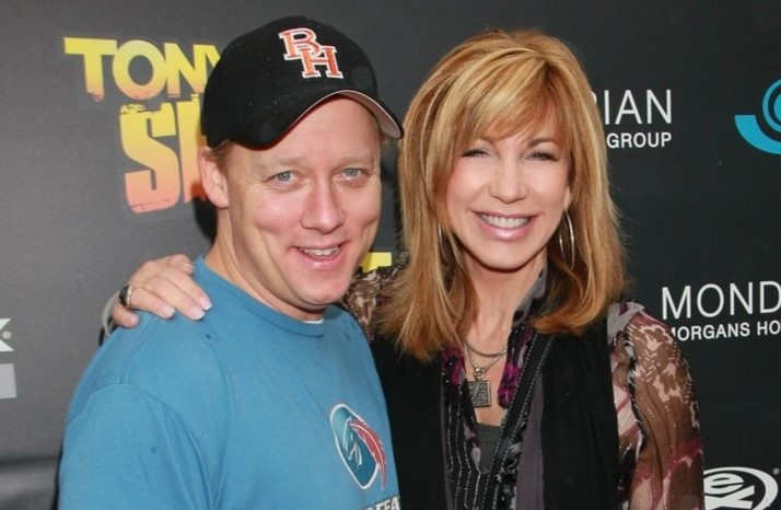 Leeza Gibbons And Steve Fenton – 8 Years
