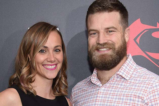 Ryan Fitzpatrick And Lisa Barber