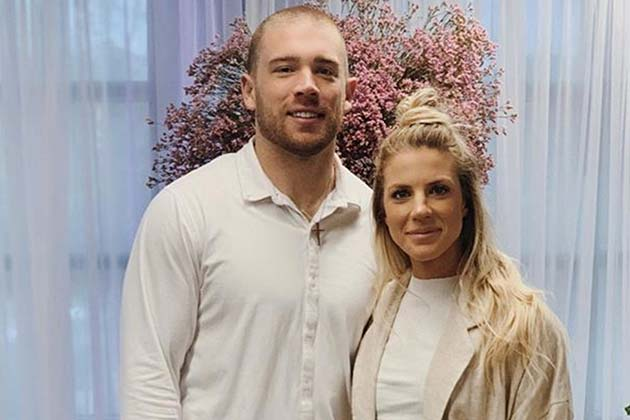 Zach Ertz And Julie Ertz
