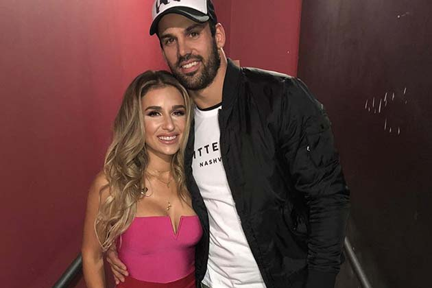 Eric Decker And Jessie James Decker