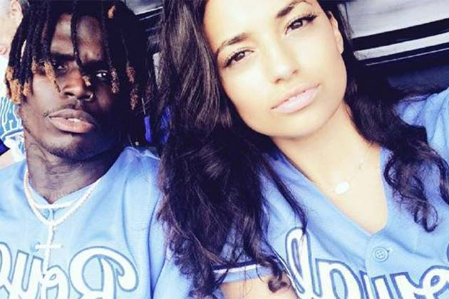 Tyreek Hill And Crystal Espinal