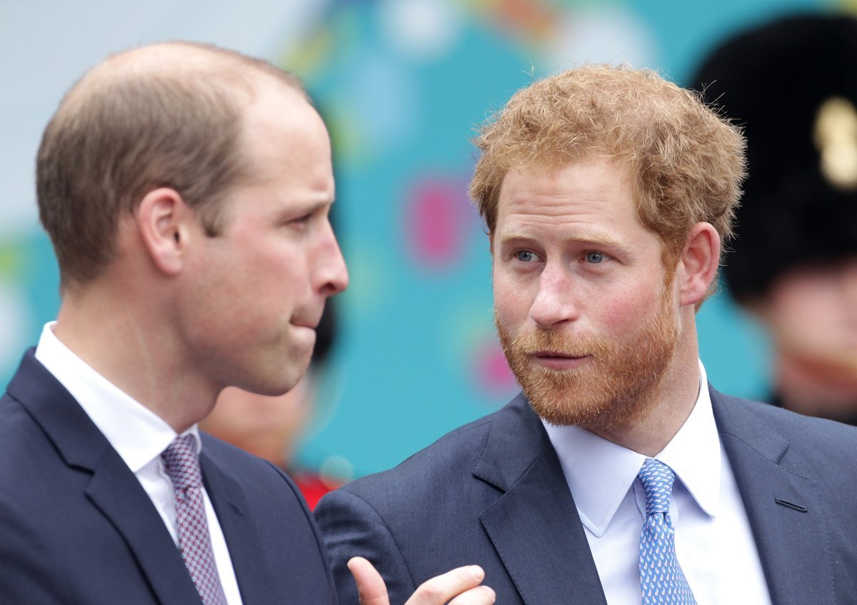 Here Is What Prince Harry Had To Say About The Rumors Of A Fight Between Him And Prince William