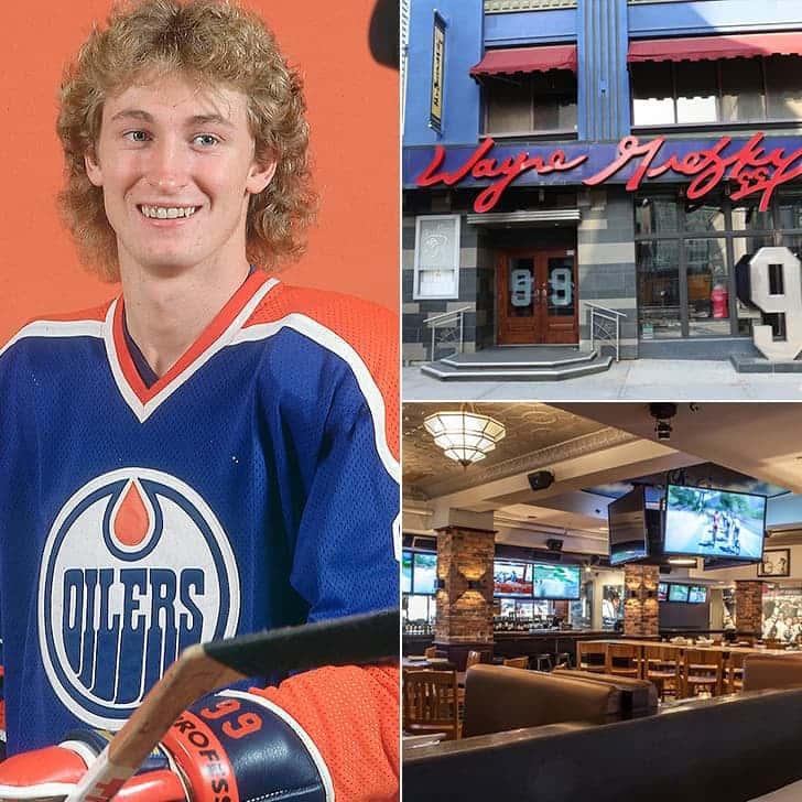 Wayne Gretzky –Wayne Gretzky's