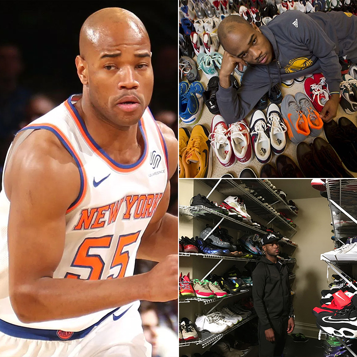 Jarrett Jack – Sneakers Collection, Price Unknown