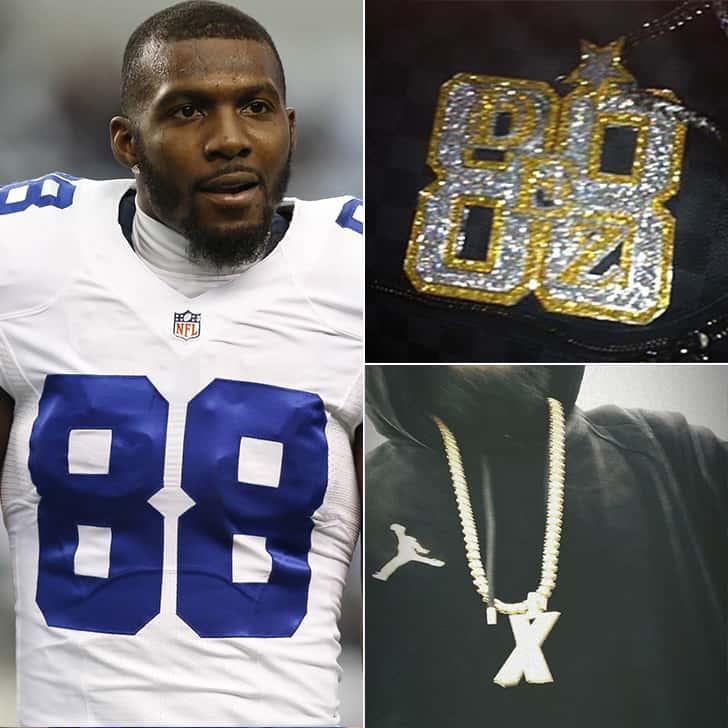 Dez Bryant – Jewelry, $200K