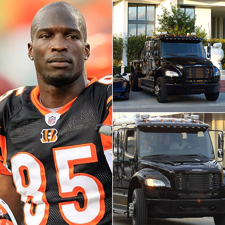 Chad Johnson – One Semi Truck, $100K