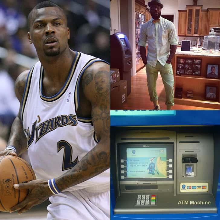 DeShawn Stevenson – ATM, Price Unknown