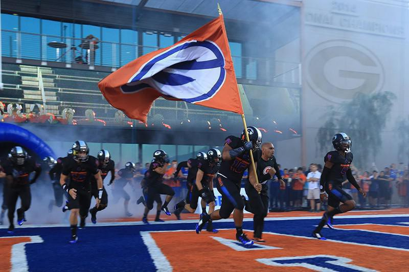 Nevada — Bishop Gorman High School