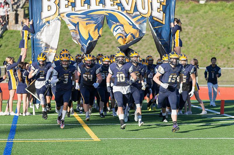 Washington — Bellevue High School